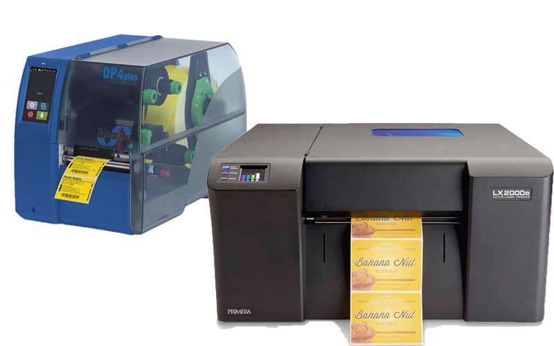 druckertreiber DP Farb-Etikettendrucker