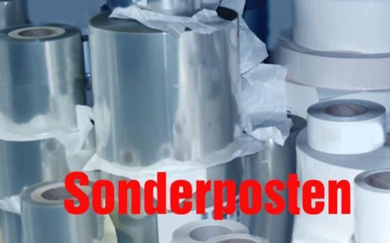 Etiketten Sonderposten 145×105 mm