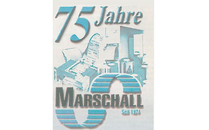 75 Jahre Marschall