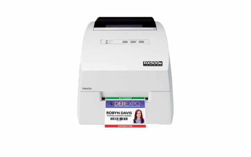 Farbdrucker RFID DTM print