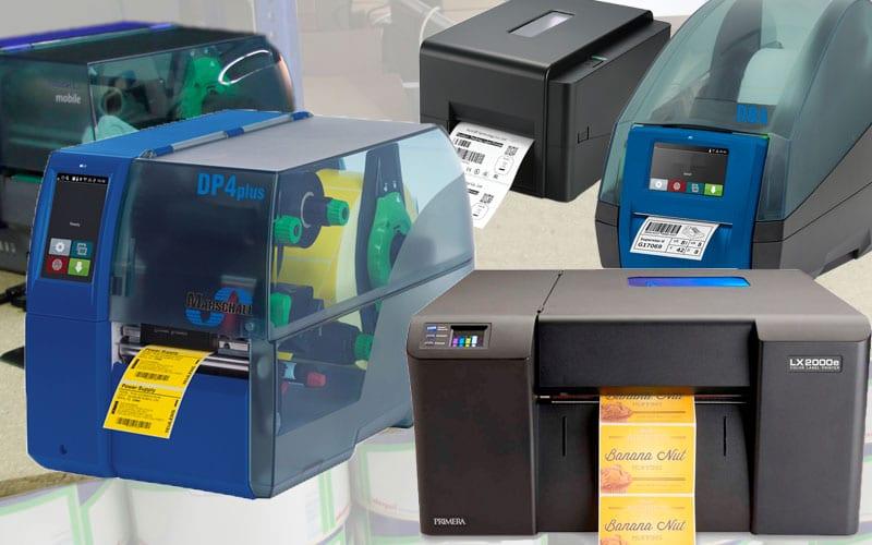 etikettendrucker inkjet thermo